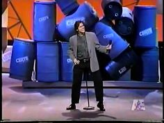 Jim Carrey - Comic Relief - Live Stand Up Comedy - YouTube