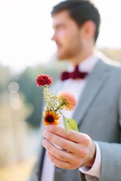 #boutonniere  photography: lexia frank photography - lexiafrank.com  Read More: http://www.stylemepretty.com/2013/09/16/sarasota-wedding-from-lexia-frank-photography/