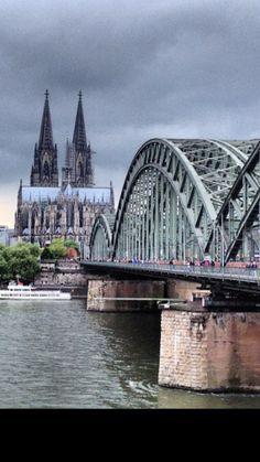 Köln, Deutschland!
