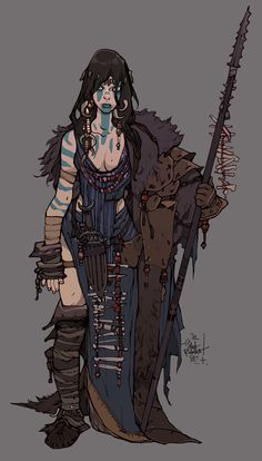 ArtStation - MERRY OUTLAWS, Jakub Rebelka