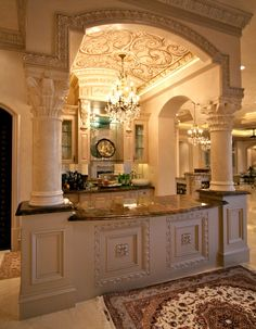 billiards room « Homes of the Rich – The Web's #1 Luxury Real Estate Blog