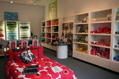 Chapter 8: Consumer Research. Marimekko: Cambridge Concept Store or pop up store, Marimekko patterns are well known fabrics in Massachusetts. Being able to see the patterns and touch the fabrics was a great feeling for their loyal consumers.