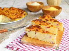 Migliaccio salato  A #carnevale anche il salato vale! http://bit.ly/migliaccio-salato