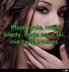 BESTY.pl - Moje życie, moje błędy, moje nauczki, nie twój interes