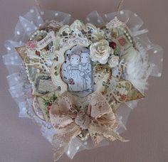 Sweet paperie: Vintage hart