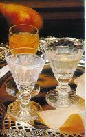 HFL: Λικέρ μαστίχα Punch Bowls, Martini, Tableware, Glass, Dinnerware, Drinkware, Dishes, Corning Glass, Martinis