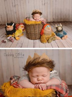 King of the Wild Things Maddox Where the wild things are Newborn baby boy by Debby Ditta Photography of Photographer Debby Ditta Photography of Tomball, Houston, Spring, the Woodlands, Conroe, Cypress, Magnolia, Montgomery TX