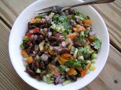 Red Kidney Beans Salsa #salsa #salsadips #salsarecipes