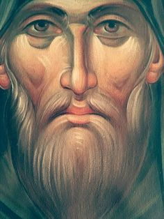 Byzantine Icons, Byzantine Art, Religious Icons, Religious Art, Writing Icon, Face Icon, Old Faces, Biblical Art, Orthodox Icons