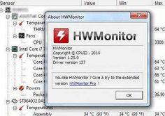 HWMonitor è uno strumento per monitorare lo stato di salute dell'hardware del computer: temperature delle CPU, GPU, dischi, velocità delle ventoline, consumo energetico, stato della batteria. HWMonitor, software gratuito per Windows.