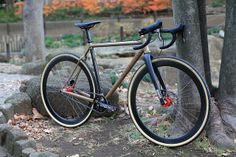 *HUNTER CYCLES* cx complete bike | Flickr - Photo Sharing!
