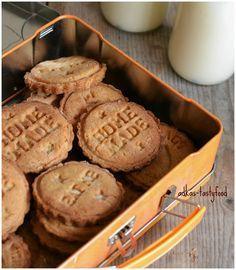 .. chute a vône mojej kuchyne...: Chrumkavé sušienky s arašídovým maslom