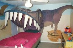 The parents who got this bed for their kid's room. | 24 Parents You Wish You Knew In Real Life
