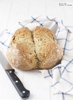 Las mejores 17 recetas de panes de Directo al Paladar. Selección de algunas de las recetas de pan más interesantes par celebrar el Día Mundial...