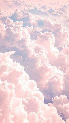 New Aesthetic Wallpaper Pastel Ideas Look Wallpaper, Iphone Background Wallpaper, Aesthetic Pastel Wallpaper, Aesthetic Backgrounds, Iphone Backgrounds, Aesthetic Wallpapers, Pretty Phone Backgrounds, Pink Clouds Wallpaper, Pastel Pink Wallpaper Iphone