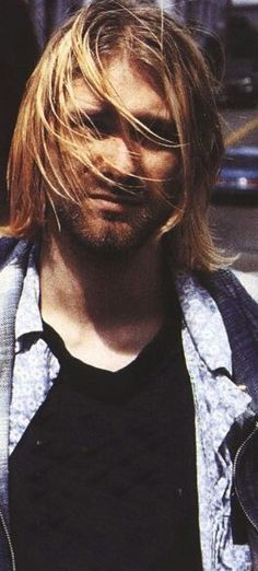 Kurt..classic hair in his eyes.c: <3