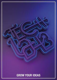 Techlab poster series | Jasperdeveer.nl