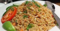 Nasi goreng kampung mungkin dapat dikatakan sebagai salah satu makanan sederhana yang memiliki citarasa yang nikmat dan juga lezat, walaupun jauh dari kata spesial