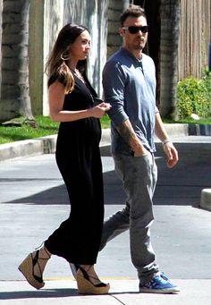 Megan Fox: See Her Bump bebé en crecimiento: 15 de julio 2012