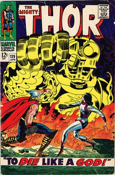 The Mighty Thor #139