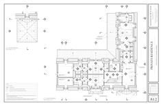 Los Robles Residence — Kenneth Wiland ARCHITECT Classic Style, House Plans, Old Things, Floor Plans, House Design, How To Plan, Modern, Houses, Trendy Tree