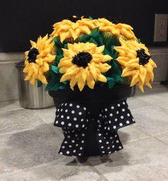 fall cupcake baskets - Google Search