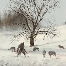 Image result for jakub rozalski wolf