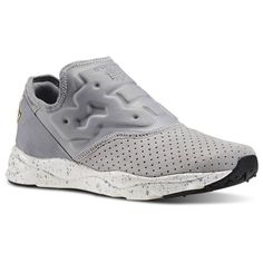 8ea902166a672 FuryLite Slip-On Lux - Grey Shops
