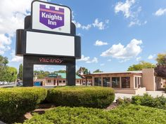 Flagstaff (AZ) Knights Inn Flagstaff United States, North America Set in a prime location of Flagstaff (AZ), Knights Inn Flagstaff puts everything the city has to offer just outside your doorstep. The hotel offers a wide range of amenities and perks to ensure you have a great time. Free Wi-Fi in all rooms, 24-hour front desk, facilities for disabled guests, luggage storage, family room are there for guest's enjoyment. Comfortable guestrooms ensure a good night's sleep with som...