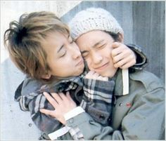 Do u have a favorite same-sex couple/pair? 2 guys or 2 girls that looks cute when they're together? Ninomiya Kazunari, Japanese Boy, Boy Bands, Fangirl, Dancer, Winter Hats, Album, Actors, Guys