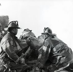This week's Throwback Thursday photos are from January 28, 1969 – a 3rd alarm at Putnam Ave in Brooklyn (FD Box 33-0853).