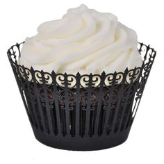 Wrought Iron Cupcake Wrapper