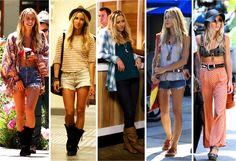 Ivy Sullivan's style in 90210 #Gillian Zinser