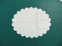 From My Craft Room: Round (Shaped) Side Step Card Tutorial