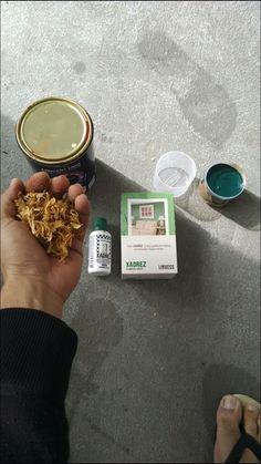 A Serragem crua sendo testada tmb com outros pigmentos a base de água além do Xadrez