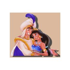 histórias infantis: Aladin ❤ liked on Polyvore featuring disney pictures and disney