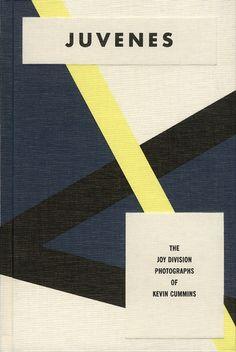 JUVENES – The Joy Division photographs of Kevin Cummins /// Design by Fuel.