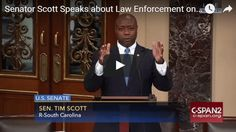 The Senate's only black Republican just got real on race.....In one year, Sen. Tim Scott says he's been stopped seven times by Capitol Police.