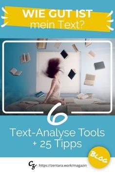 6 Tools zur Überprüfung der Lesbarkeit deiner Texte. Plus: 25 Tipps für einen guten Flesch-Index, besseres Suchmaschinen-Ranking und Lesefreundlichkeit #seo #marketing #onlinemarketing #content #text