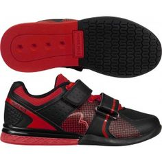 More Mile Super Lift 3 CrossFit   Weightlifting Shoes - Red 994115c5a