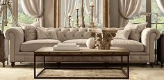 Restoration Hardware Kensington Collection