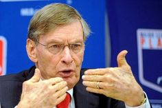 Baseball Commissioner Bud Selig says he will retire in January 2015