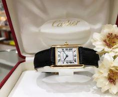 渋谷ヒカリエVintage Cartier TANK LC