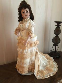 French Fashion 1159 Lady Doll Artist Reproduction | eBay