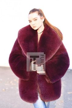 Chinchilla, Couture Coats, Fabulous Fox, Red Fur, Fox Fur Coat, Fur Fashion, Fur Jacket, Style Guides, Coats For Women