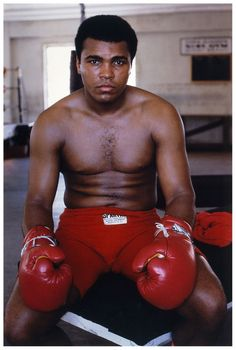 Cassius Clay...aka Muhammad Ali (January 17, 1942) – Boxing gold medalist in 1960. Retired three-time World Heavyweight Champion. First person to win the lineal heavyweight championship three times. Born in Louisville.