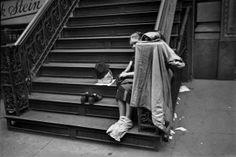 Nueva York 1935 by Henri Cartier-Bresson