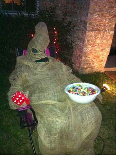 oogie boogie - nightmare before christmas