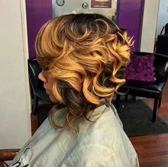 20 Endearing sew-in hairstyles. Top sew-in hairstyles. Gorgeous sew-in hairstyles. Sew in hairstyles for women. Short sew in hairstyles for summer. Medium Hair Cuts, Short Hair Cuts, Medium Hair Styles, Curly Hair Styles, Natural Hair Styles, Natural Curls, Curly Hair Tips, Pixie Cuts, Short Curly Weave Hairstyles