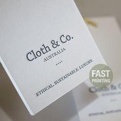 Lettetpress finish on 600gsm 39pt soft cotton edge colouring letterpress business cards fpletterpress fastprinting businesscards colourmoves